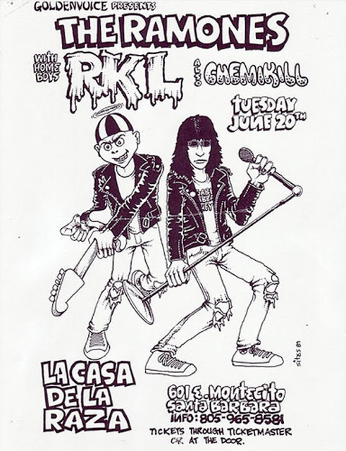 Amazing Punk Flyers & Posters from The 80s (2)