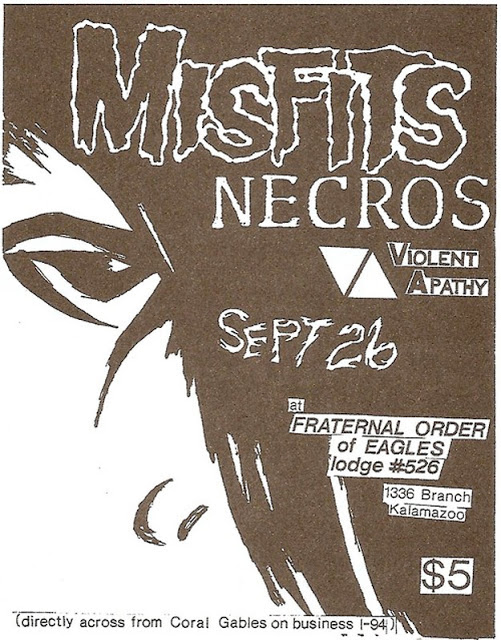 Amazing Punk Flyers & Posters from The 80s (22)
