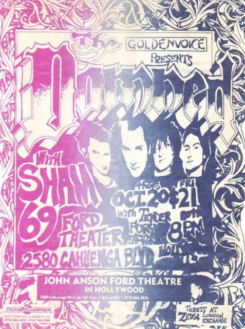 Amazing Punk Flyers & Posters from The 80s (26)
