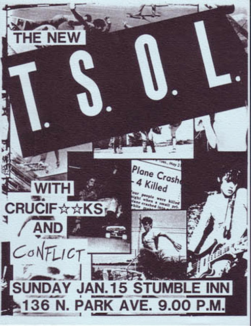 Amazing Punk Flyers & Posters from The 80s (3)