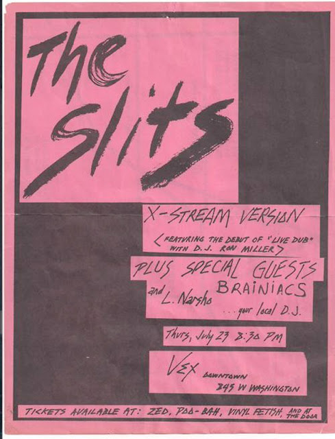 Amazing Punk Flyers & Posters from The 80s (5)