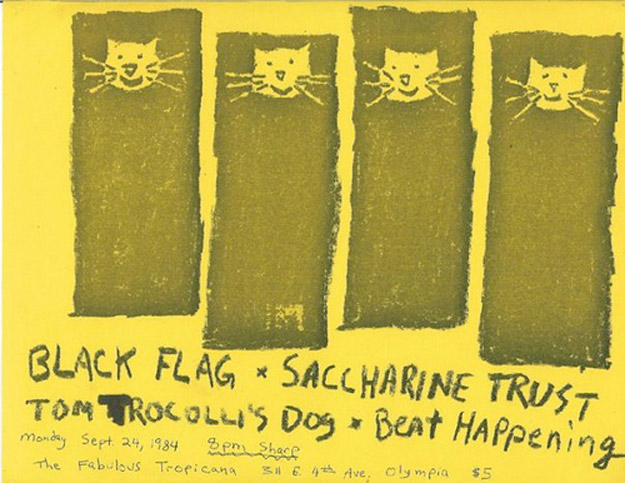 Amazing Punk Flyers & Posters from The 80s (9)
