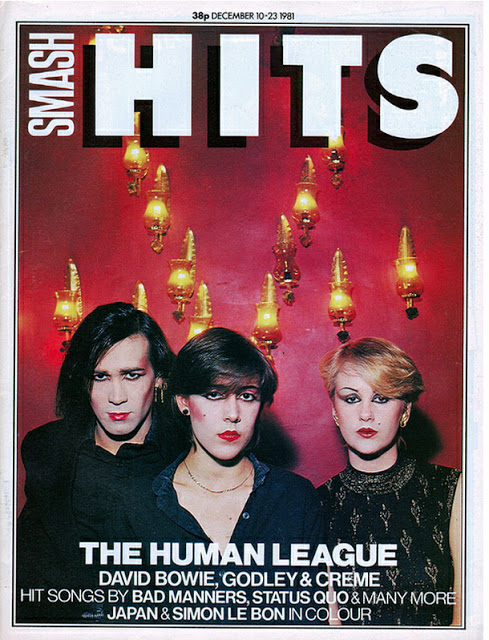 Vintage Covers Of  Smash Hits  Magazine (1)