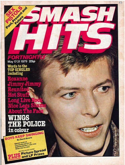 Vintage Covers Of  Smash Hits  Magazine (11)