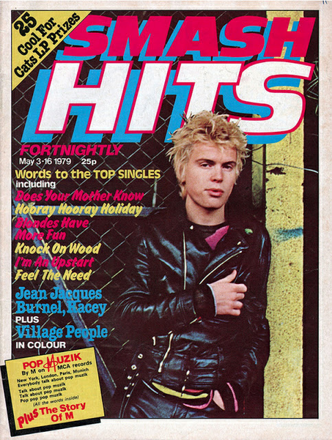 Vintage Covers Of  Smash Hits  Magazine (13)