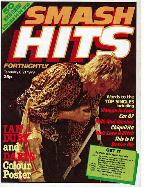 Vintage Covers Of  Smash Hits  Magazine (14)