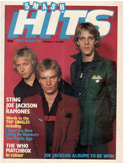 Vintage Covers Of  Smash Hits  Magazine (19)