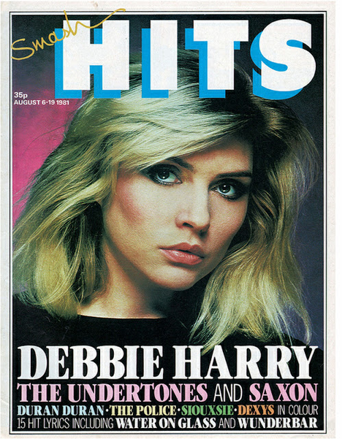Vintage Covers Of  Smash Hits  Magazine (5)