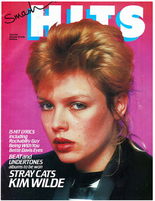 Vintage Covers Of  Smash Hits  Magazine (7)
