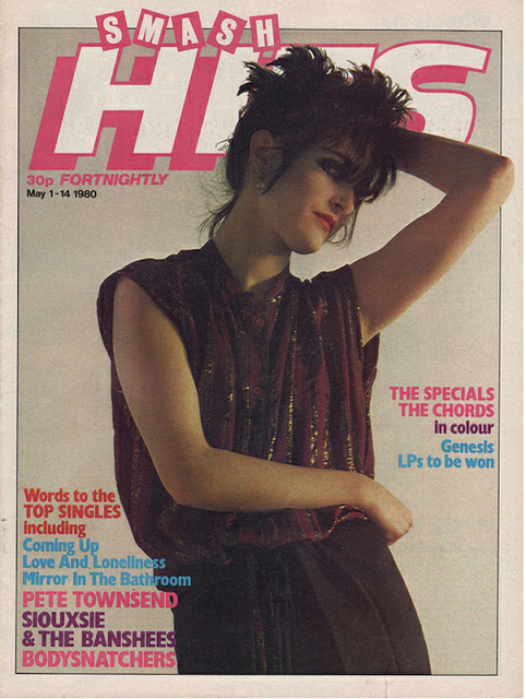 Vintage Covers Of  Smash Hits  Magazine (8)
