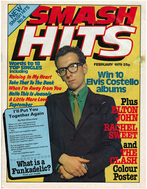 Vintage Covers Of  Smash Hits  Magazine (9)