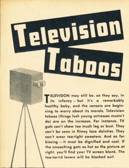 guide for television, 1949 (1)