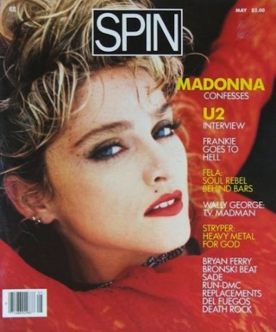 Spin, 1985