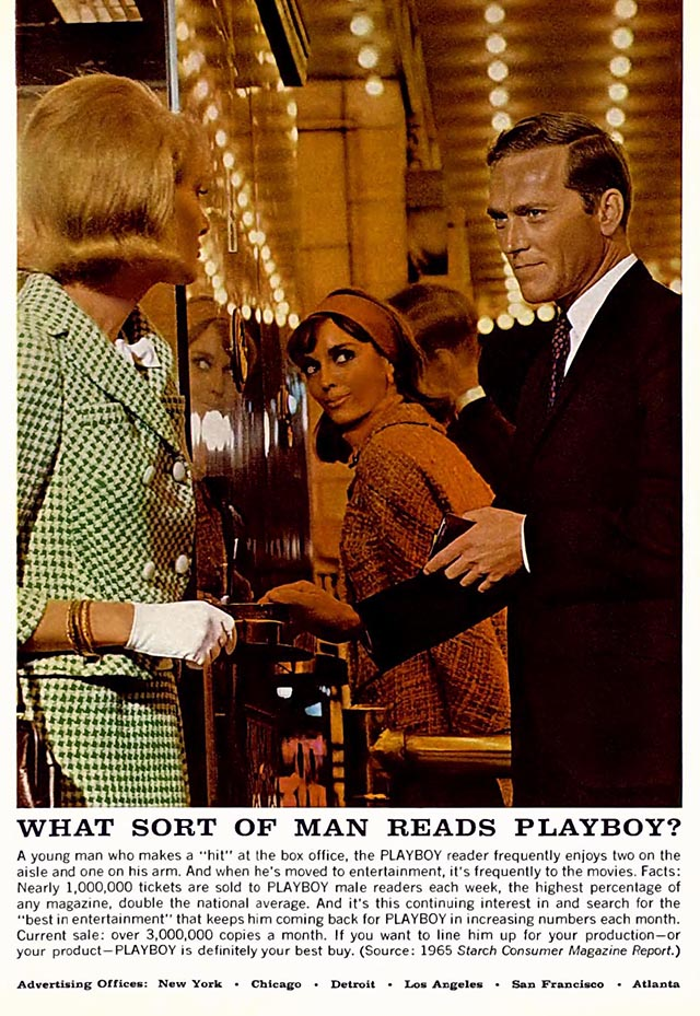 What Sort of Man Reads Playboy (1)