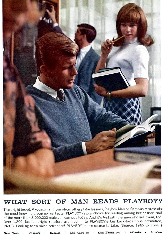 What Sort of Man Reads Playboy (2)
