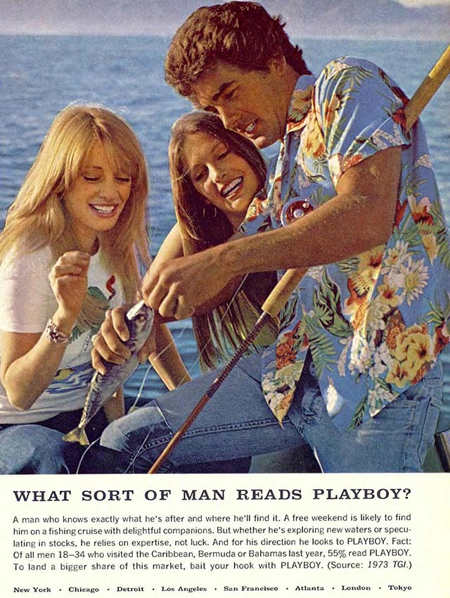 What Sort of Man Reads Playboy (20)