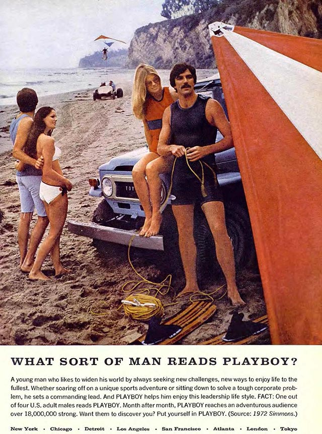 What Sort of Man Reads Playboy (25)