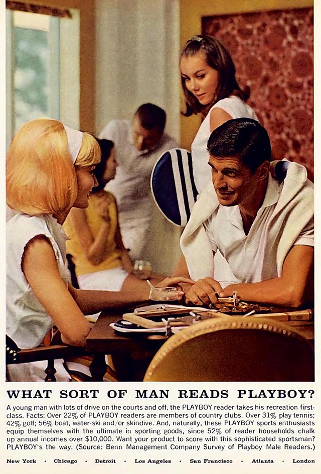 What Sort of Man Reads Playboy (3)