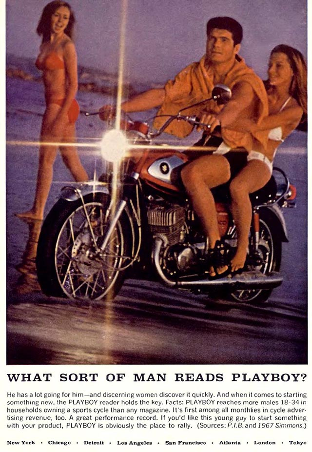 What Sort of Man Reads Playboy (5)