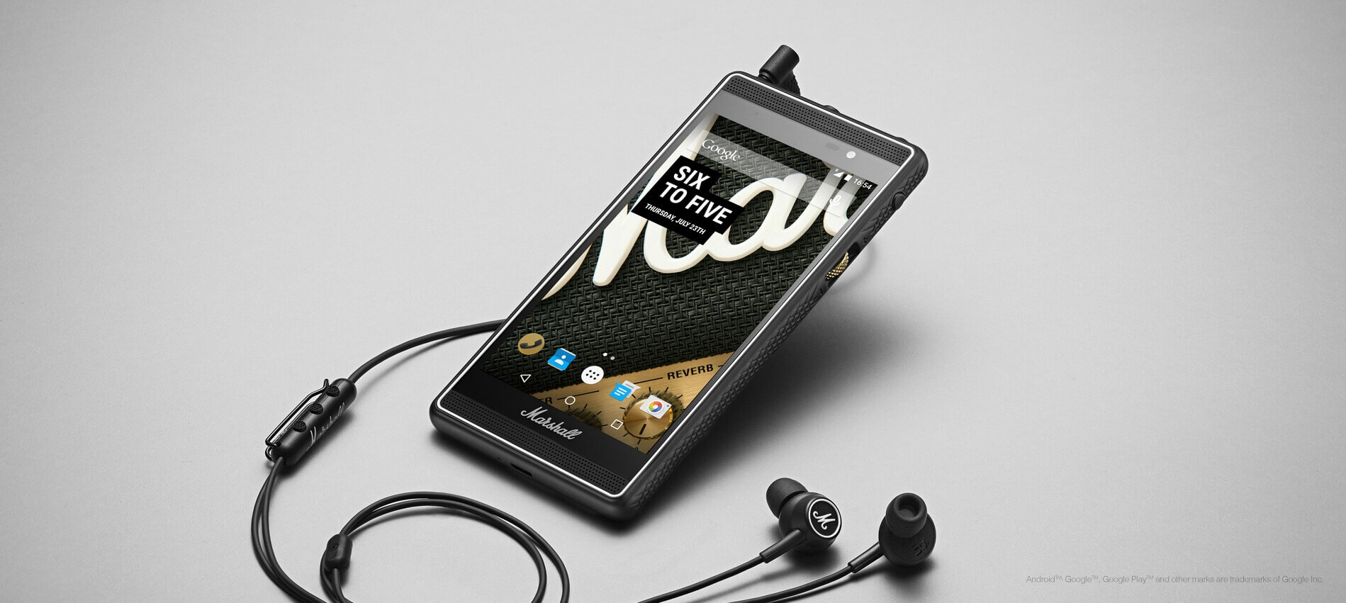 This Marshall London phone might just be loudest phone on ...