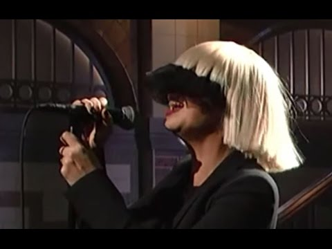 Sias isolated vocals for chandelier from snl that eric alper the video for sias chandelier is still climbing the charts for one of the most viewed in music history with more than 1 billion youtube views aloadofball Gallery