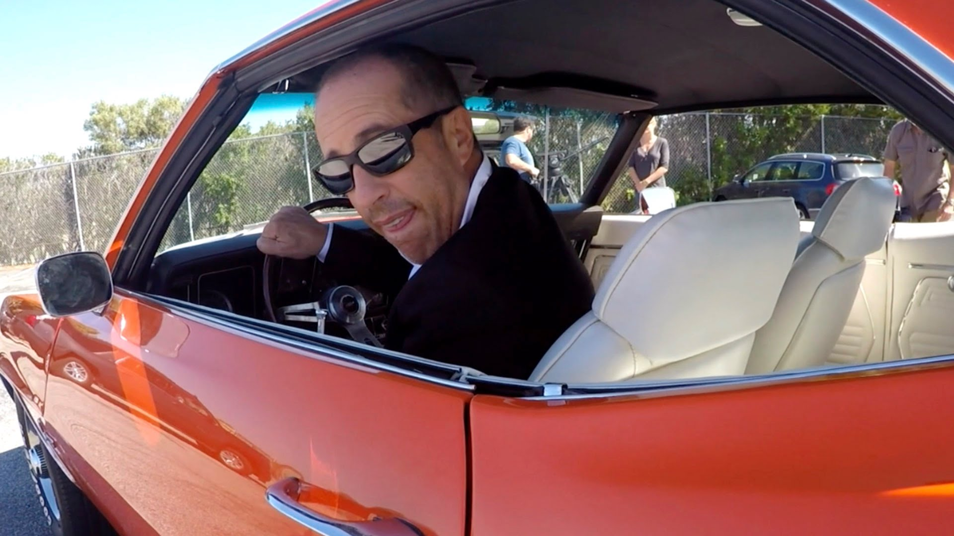 comedians in cars getting coffee season 7 has a special guest president obama that eric alper. Black Bedroom Furniture Sets. Home Design Ideas