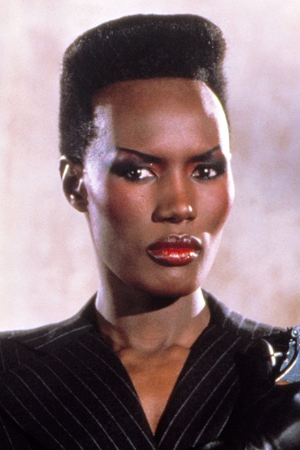 Grace Jones Got It Exactly Right On Growing Up Around - Black Female Mohawk Hairstyles