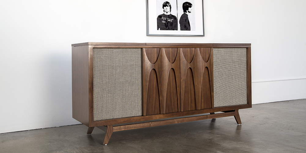 turntable furniture. A Record Player With Built In Whiskey Bar Is Awesome That Eric Alper Turntable Furniture