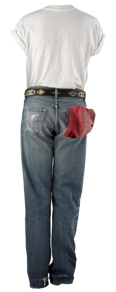 """Bruce Springsteen wore this outfit on the cover of """"Born in the U.S.A."""""""