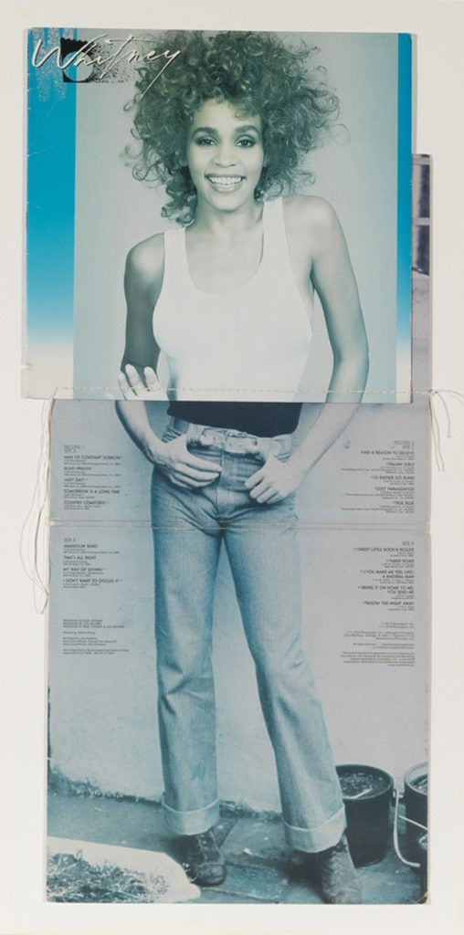 Christian Marclay - Album Cover Collages (2)