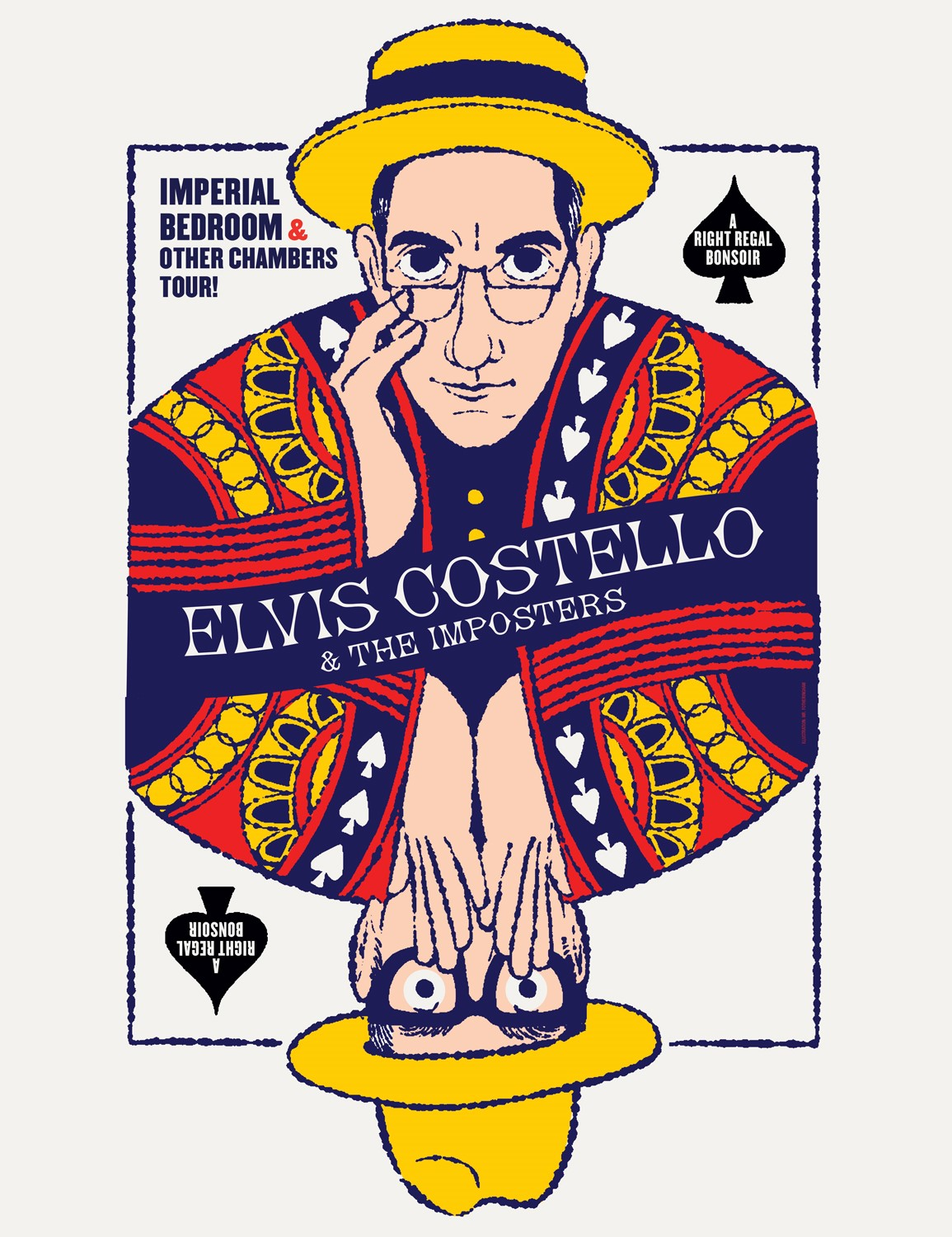 Elvis Costello Imperial Bedroom Tour Reviews