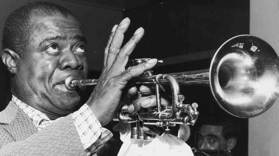 louis armstrong go down moses
