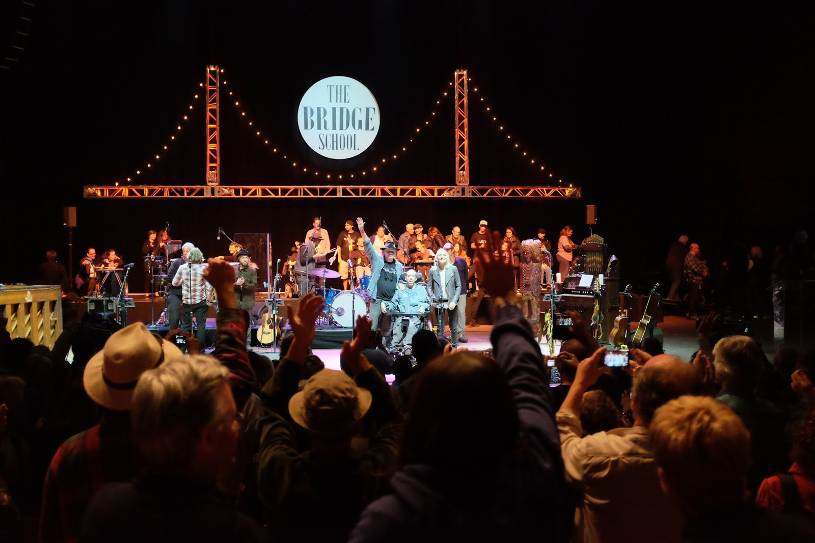 Neil and Pegi Young Announce No Bridge School Concert This ...