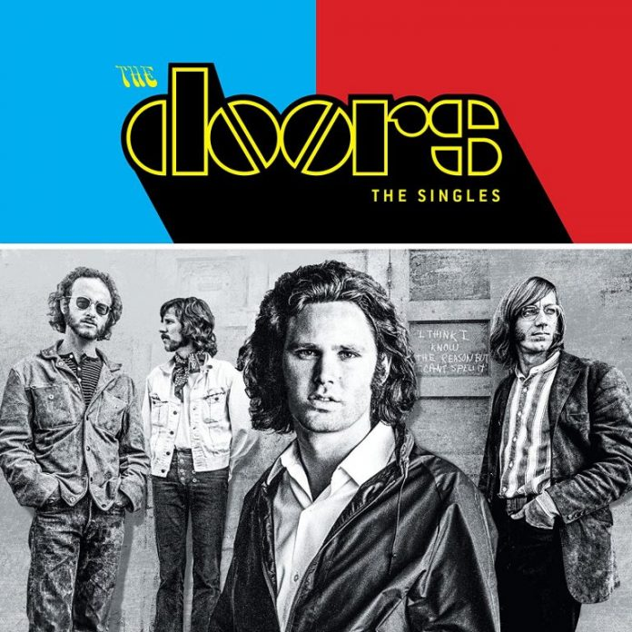 The Doors Singles Collection Includes Quad Blu Ray That
