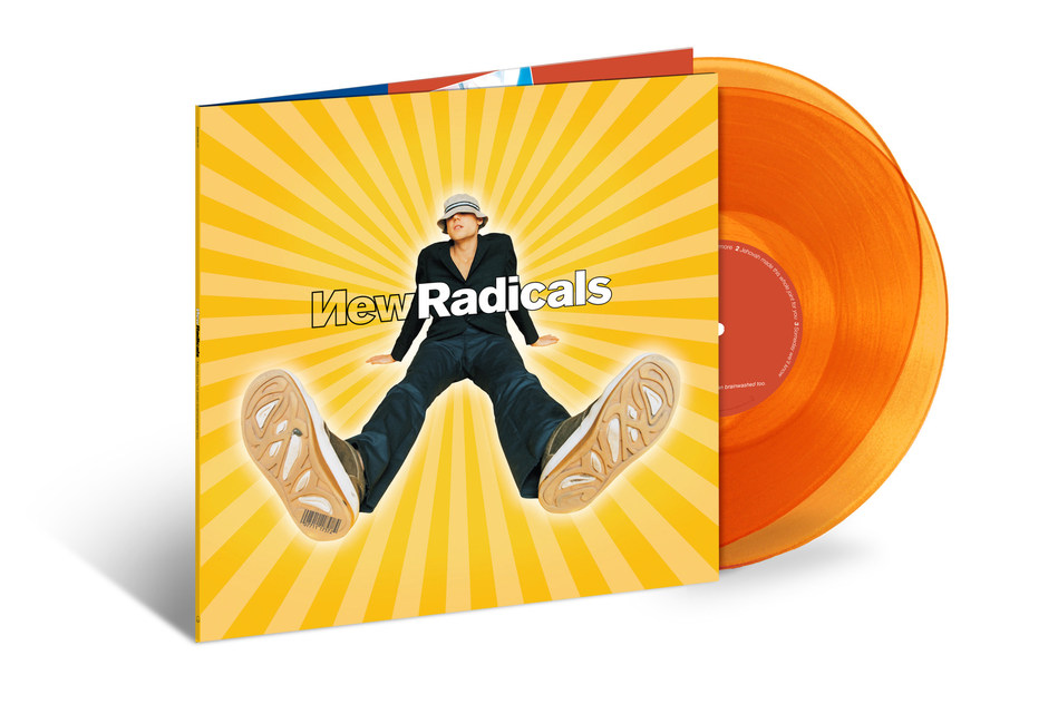 "New Radicals' 1998 Album, ""Maybe You've Been Brainwashed ..."