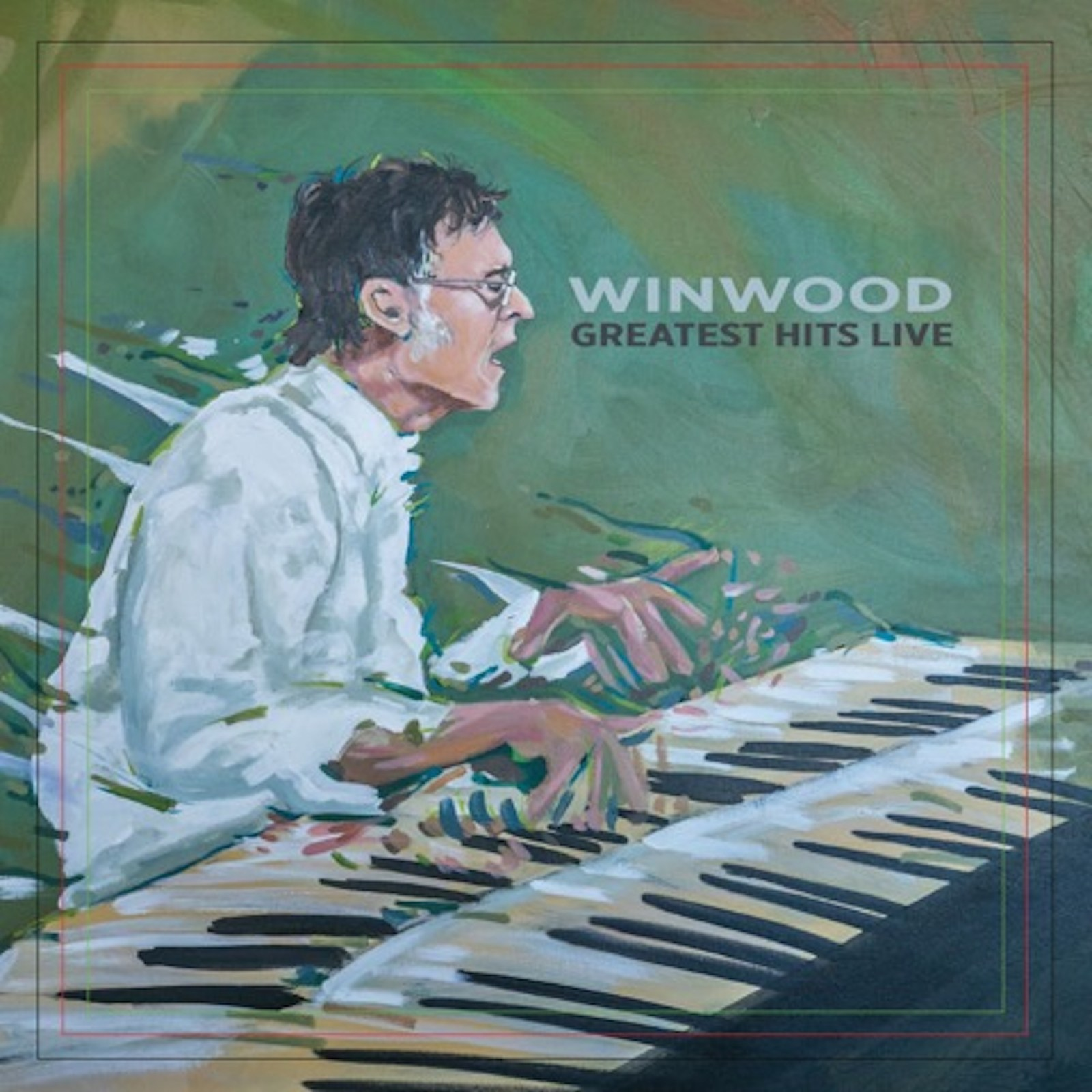 Steve Winwood To Release Greatest Hits Live His First