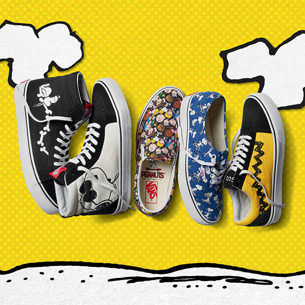 7d7bb4ae1c05fc The Vans x Peanuts Collection Has Launched - That Eric Alper