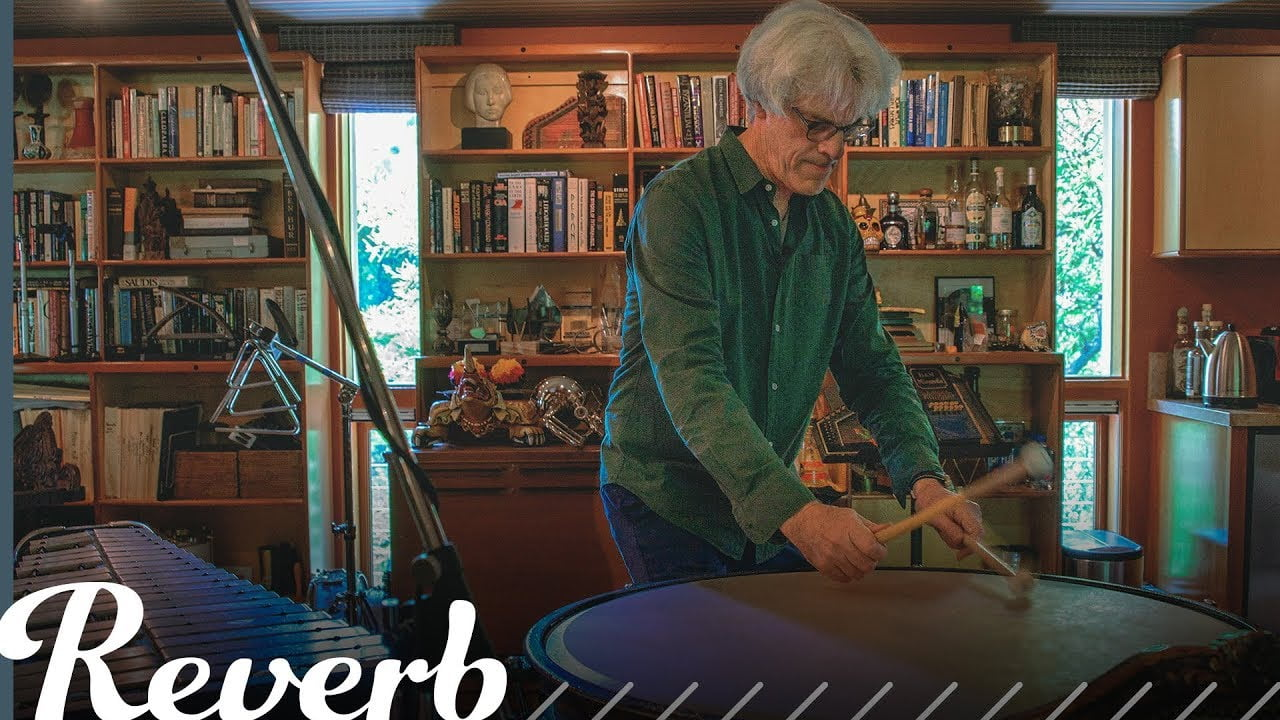 Stewart Copeland: Where The Gods Live Mini Doc Is A Must-See For Musicians