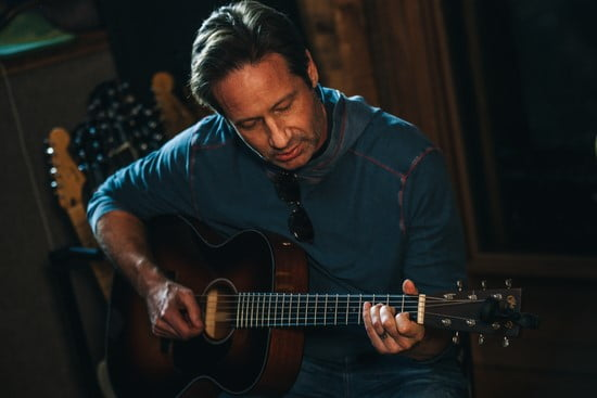 David Duchovny To Rele...
