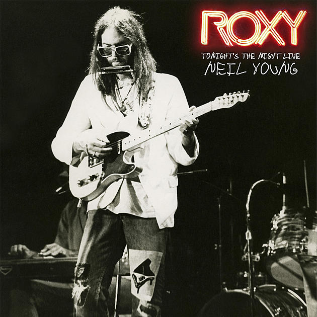 Neil Young Set To Release Quot Roxy Tonight S The Night Live
