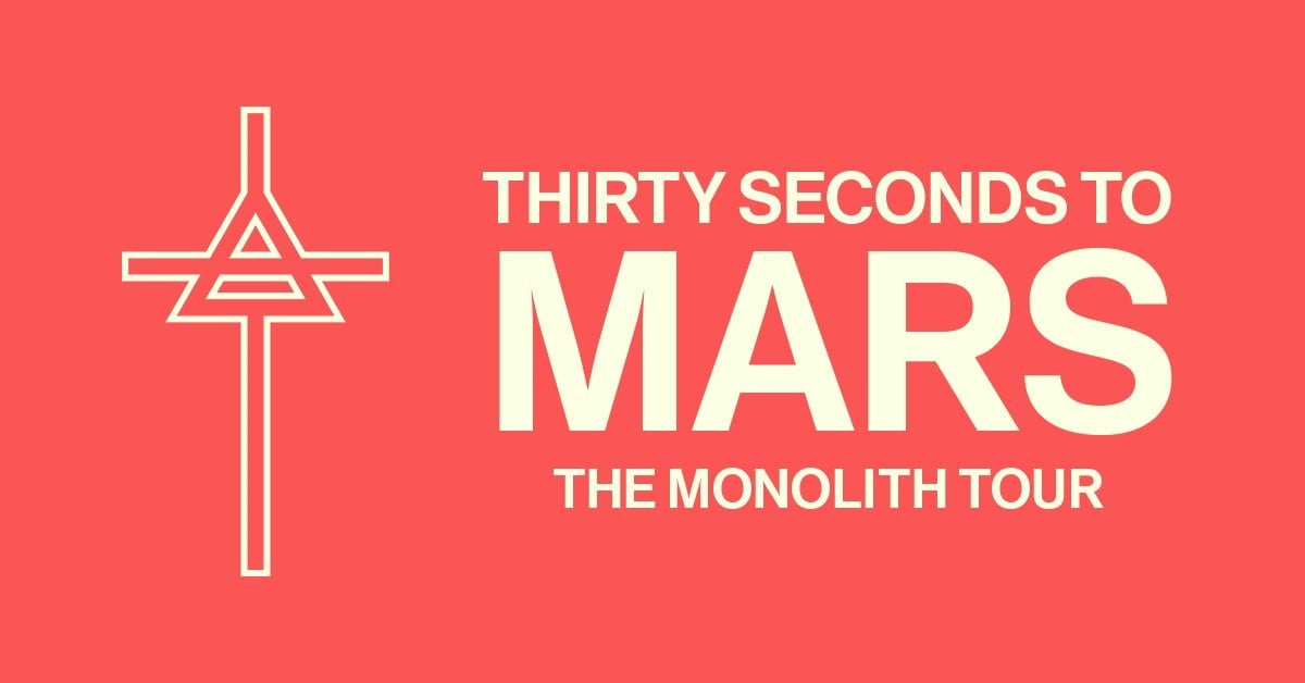 Thirty Seconds To Mars Announce Album Release April 6 And ...
