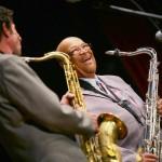 Jazz saxophonist