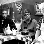 GZA, RZA and Bill Murray.