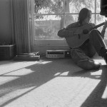 Musician James Taylor at Home
