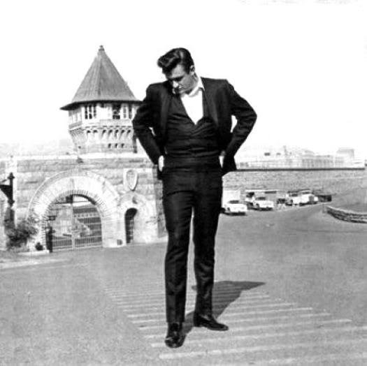 Johnny Cash Looms Large That Eric Alper
