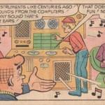 Archie hears modern music