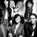 Chrissie Hynde, Deborah Harry, Viv Albertine, Siouxsie Sioux, Poly Styrene and Pauline Black