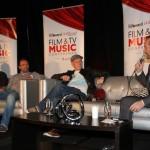 Mike Simpson, Henry Jackman, Junkie XL, Jason Bentley