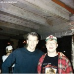 Anderson Cooper At A Basement Grunge Party In The '90s