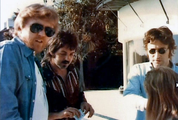 Image result for john lennon harry nilsson images